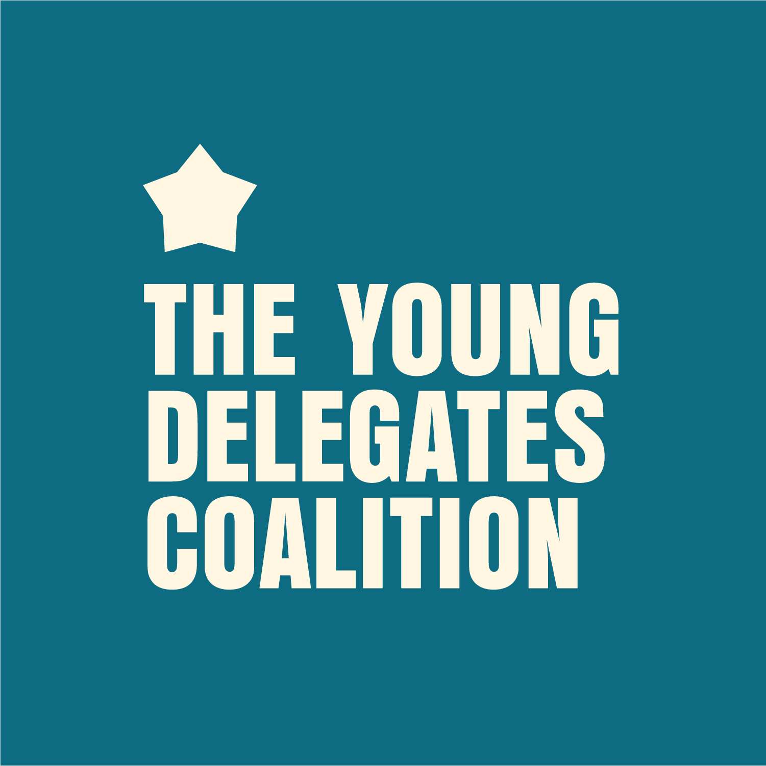 Young Delegates Coalition Logo